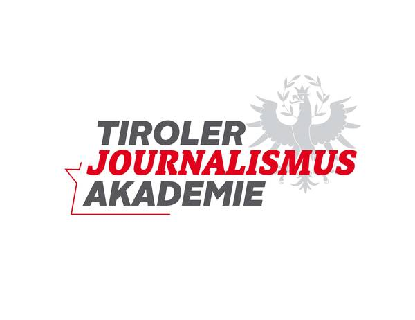 Logo Tiroler Journalismusakademie
